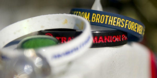 It's Been 10 Years Since Travis Manion Gave His Life, But He Is Still Very Much Alive