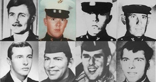 Remembering the lost troops of Operation Eagle Claw, the failed Iranian embassy hostage rescue mission