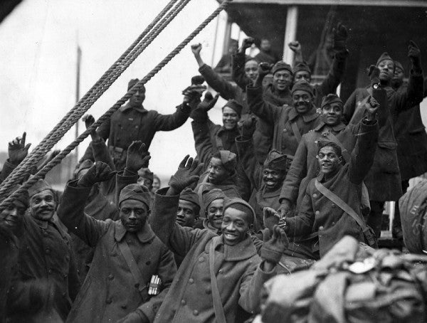 Untold Stories Of The Harlem Hellfighters Of World War I