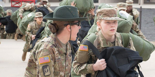 Lazy Millennials Are Not A Reason To Bring Drill Sergeants Back To AIT