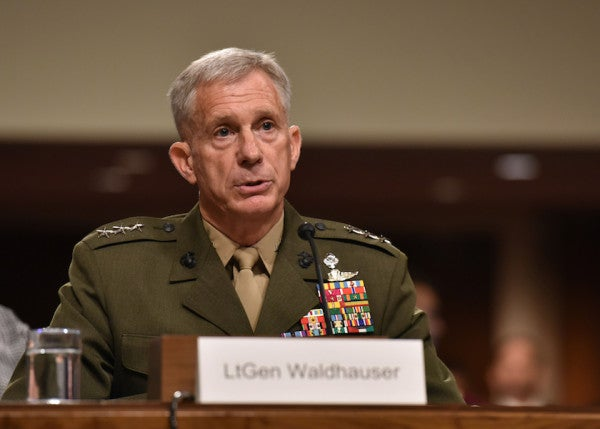The US Is About To Ramp Up In Somalia Under This Marine General