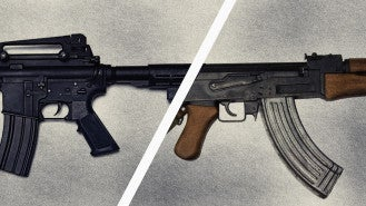 DEBATE THIS: What Makes The Best Battle Rifle: The M16 Or AK-47?