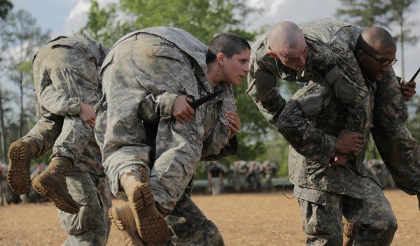 Meet The Army's First Female Graduates Of Ranger School