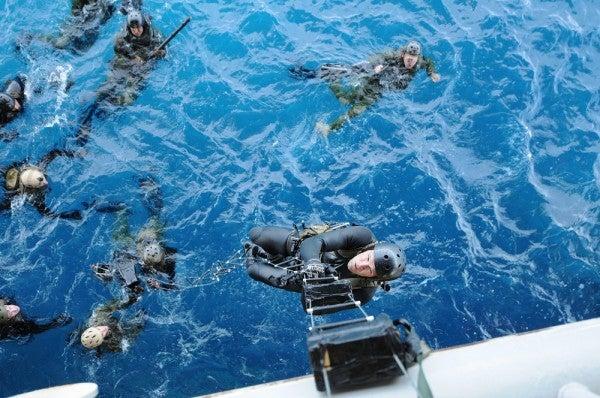 Navy's Elite SEALs Will Be Opened To Women