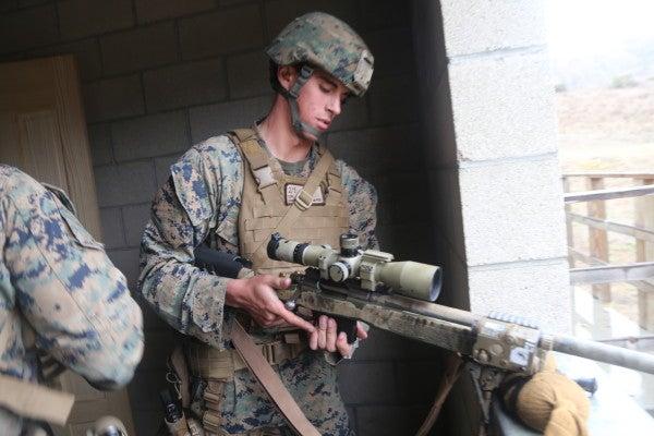 How To Shoot Like A Marine Sniper