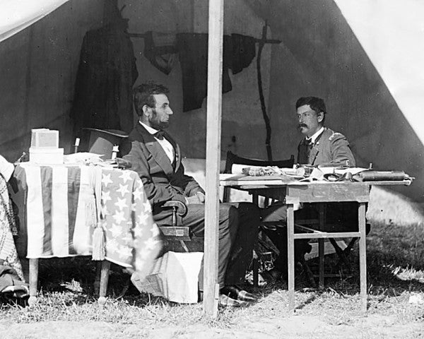 Abraham Lincoln's Speech To The 166th Ohio Regiment Shows His Admiration For The Common Soldier