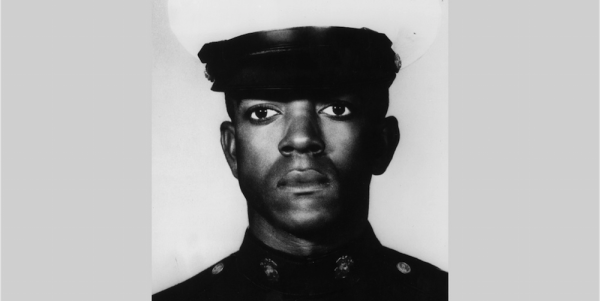 How The First African-American Marine Received The Medal Of Honor 48 Years Ago
