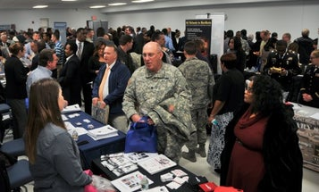 Networks Are The Secret To The Post-Military Job Search