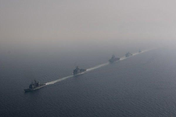200 Retired Generals, Admirals Urge Congress To Reject Iran Deal