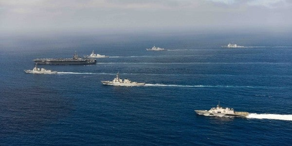 High Costs Loom Amid Calls For A Larger Navy