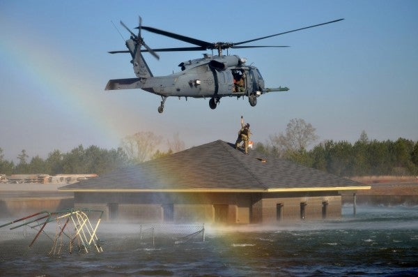 Air Force Pararescue Units Save Lives At Home And Abroad