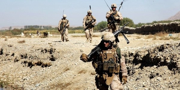 Marines Let Down As Towns In Helmand Province Fall Into Taliban Hands