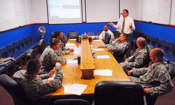 Enforcing The Army's Definition Of Professional Ethic Requires More Than A Written Document