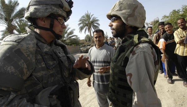 Don't Let Foreign Interpreters Who Supported Troops Get Left Behind