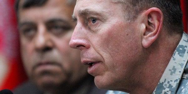 Petraeus Wants To Use Al Qaeda To Take Down The Islamic State