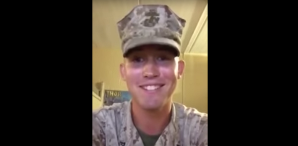This Marine Has A Date To The USMC Ball With Ronda Rousey
