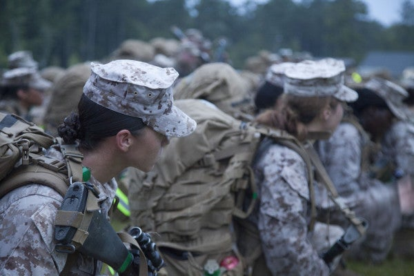 All-Male Teams Outperform Mixed-Gender Counterparts In USMC Infantry Test