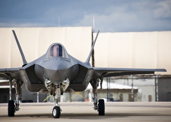 The F-35 Capabilities Were Watered Down To Meet Deadline