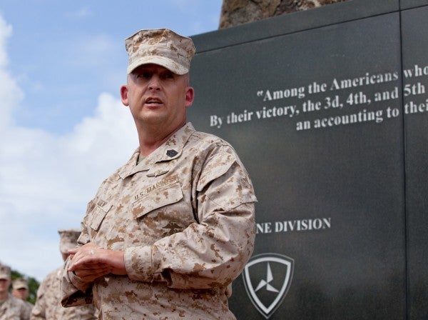 Decorated Marine Criticizes SecNav's Comments On Gender Integration Study