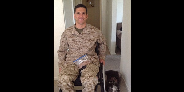 This MARSOC Vet Is Creating The First Smart Catheter For People Impacted By Paralysis