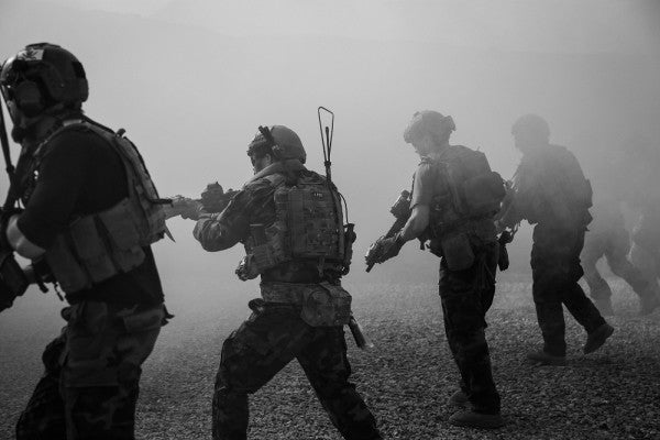 SEAL, Congressman Proposes October As Special Operations Appreciation Month