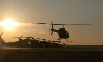 An Army Pilot's Tribute To The OH-58 Kiowa Warrior