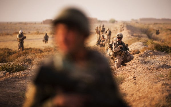 DoD Refutes NY Times Report That Troops Told To Ignore Sexual Abuse In Afghanistan