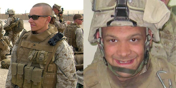 UNSUNG HEROES: The Heroic Last Stand Of 2 Marines In Ramadi