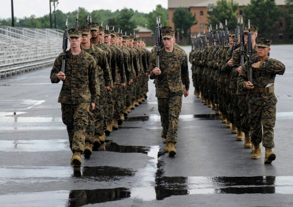 The Big Problem With The Recent Study On The Decline Of Marine Officer Test Scores