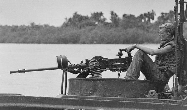 Vietnam Vets Who Served Offshore Still Fighting For Agent Orange Compensation