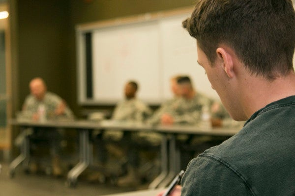 An Army Vet's Take On Trigger Warnings In The Classroom