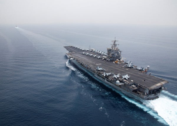 Could China's Military Capability Render The Aircraft Carrier Obsolete?