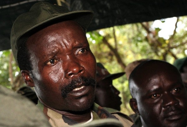 In Hunt For Warlord Joseph Kony, US Military Turns To Unsavory Partners