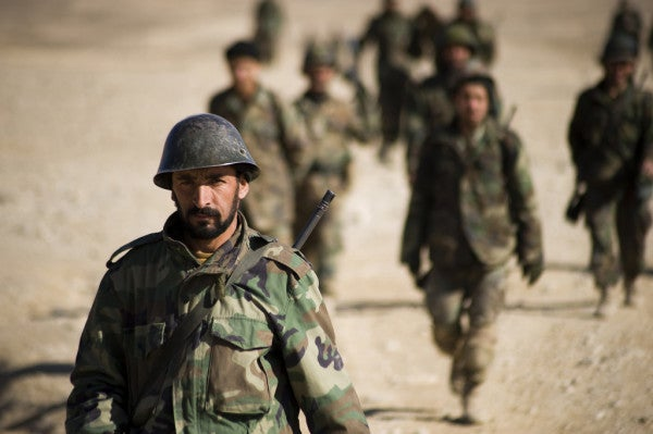 Afghan Forces Face Fierce Resistance From Taliban In Kunduz
