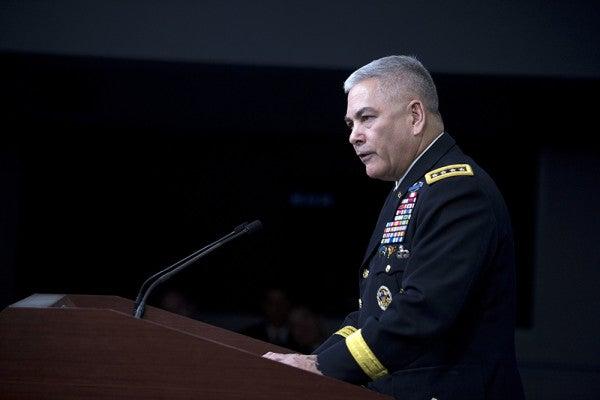 US Top Commander: Afghan Hospital Airstrike A Result Of Broken Rules