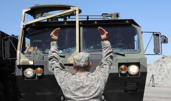 Budget Cuts Are 'Degrading' Army Reserve Readiness