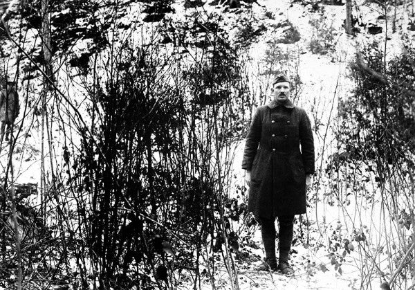 The Almost Unbelievable Story Of The MOH Recipient Who Took Out 20 German Soldiers During World War I