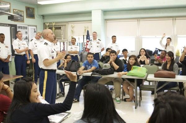 Controversial Quasi-Military Programs Allow Students To Thrive