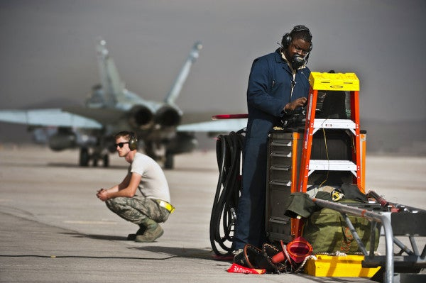 Air Force Stop Loss Comes One Year After Major Cuts