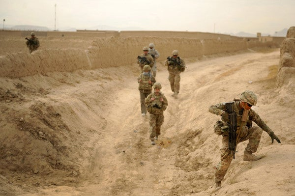 Army Secretary Stresses Need For Ground Troops