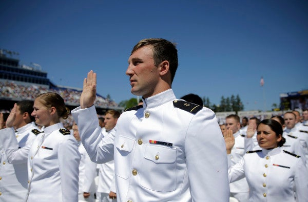 The Navy's Uniform Changes Are Anything But Gender Neutral
