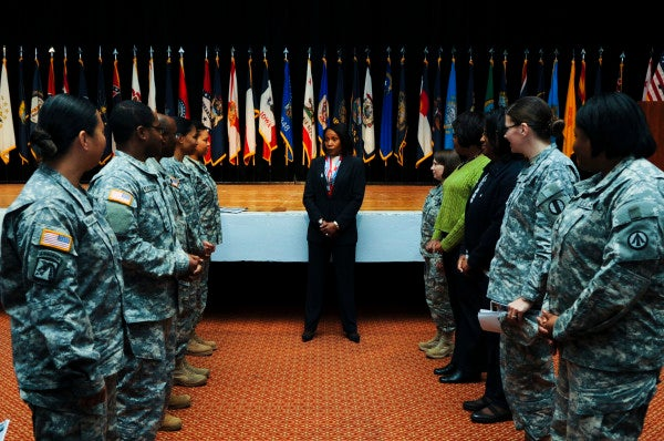 How Servicewomen Can Better Prepare For Their Transition Out Of The Military