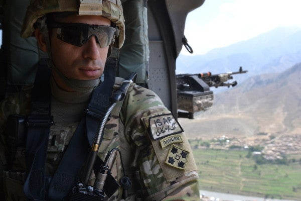 UNSUNG HEROES: The Next Medal Of Honor Recipient Who Tackled A Suicide Bomber To Save His Men