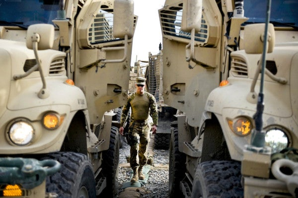 Army Looks To Modernize Combat Vehicles
