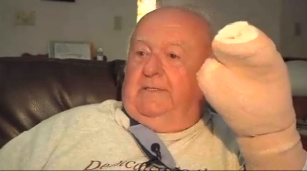 75-Year-Old Army Vet Takes Down Knife-Wielding Man In Library
