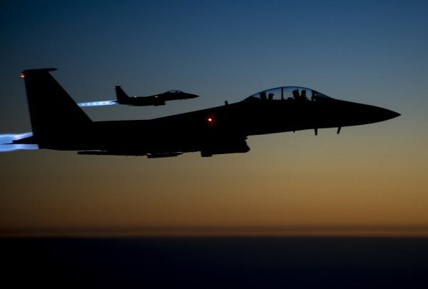 US And Iraq Take On The Islamic State Across Multiple Fronts