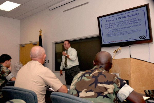 How To Transfer Your GI Bill To Your Spouse Or Kids