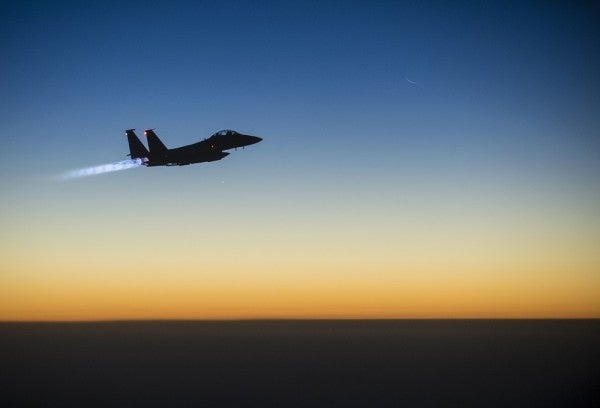 US Allies Make Up Just 5% Of Strikes Against Islamic State In Syria