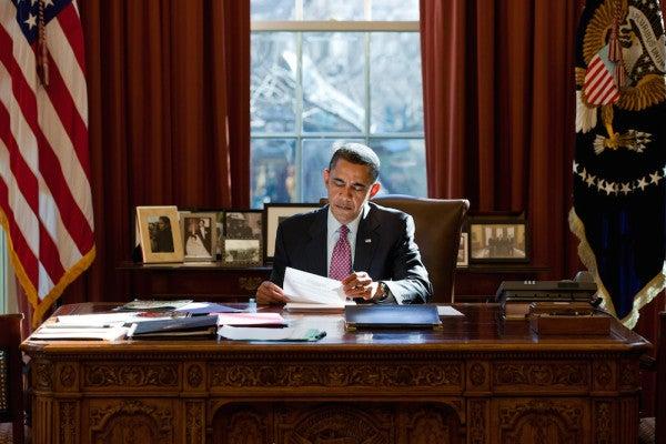 Obama Vetoes Defense Spending Bill