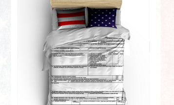 Veterans Can Now Wrap Themselves In Their Own DD-214 Blankets